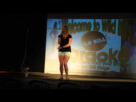 """Thrift Shop"" Karaoke by Laurie Diamond"
