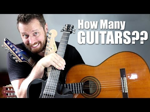 5-guitar-models-every-player-needs!!