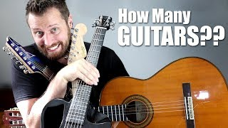 5 Guitar Models EVERY Player Needs!!