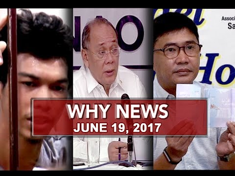 UNTV: Why News (June 19, 2017)