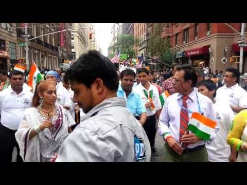 Indian Independence Day celebration in USA!