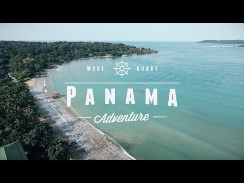 Panama 2016: Bocas del Toro and Panama City (Drone + GoPro HD)