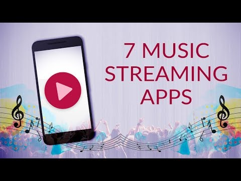 Best Apps For Music Streaming Services in India (2018)