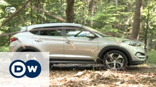 Hyundai Tuscon, a not so familiar old face | Drive it!