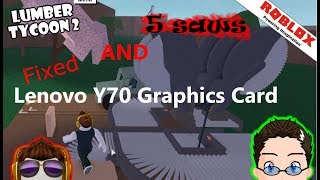 Roblox - Lumber Tycoon 2 - 5 Chop Saws AND nVidia GTX860 fixed!