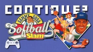 Sammy Sosa Softball Slam - Continue? (PS)