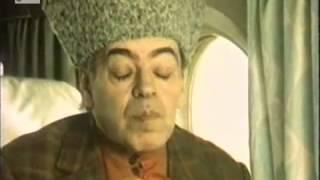 """Советская антикавказская пропаганда. Аркадий Райкин, фильм """"Люди и манекены"""", 1974"""