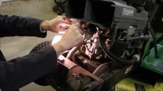 John Deere LX178  Mikuni Carb Rebuild Part 4