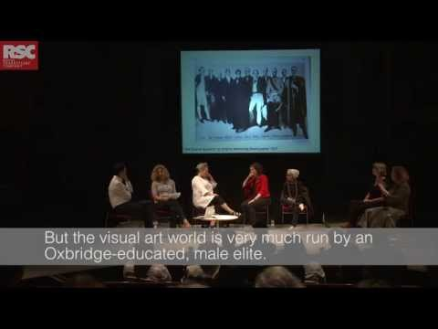 Are the arts still 'male, pale and stale'? | Debates | Royal Shakespeare Company