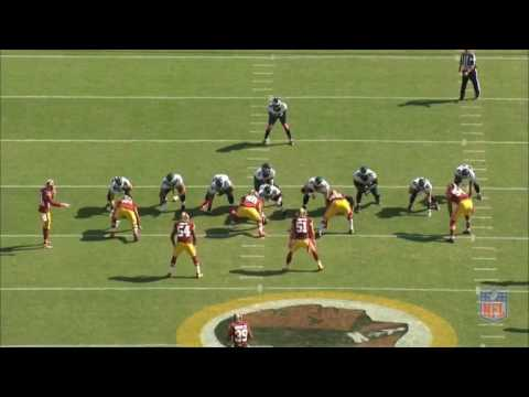 Carson Wentz Philadelphia Eagles QB Film Review vs Redskins Part 1