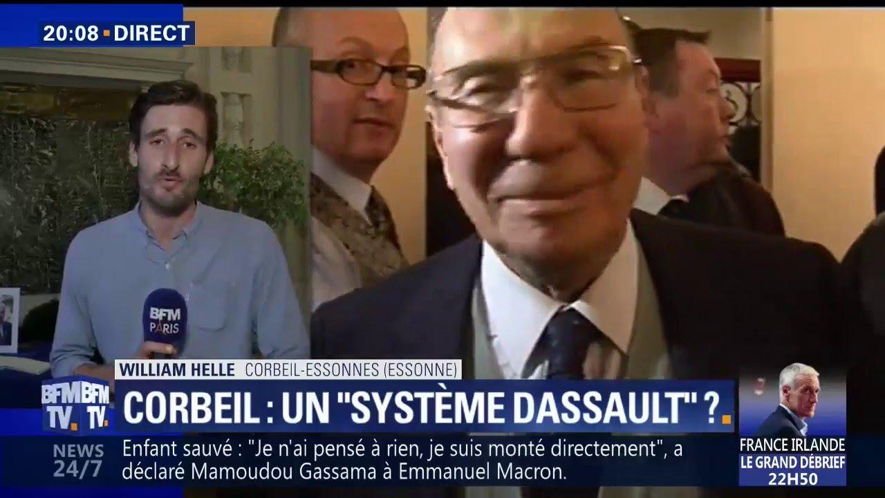 Corbeil Essonnes Rend Hommage A Serge Dassault Maire De La Ville Entre 1995 Et 2009 Youtube
