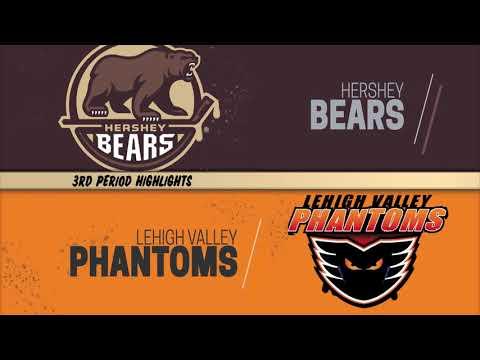 The Hershey Bears vs Lehigh Valley Phantoms - 02/14/2021