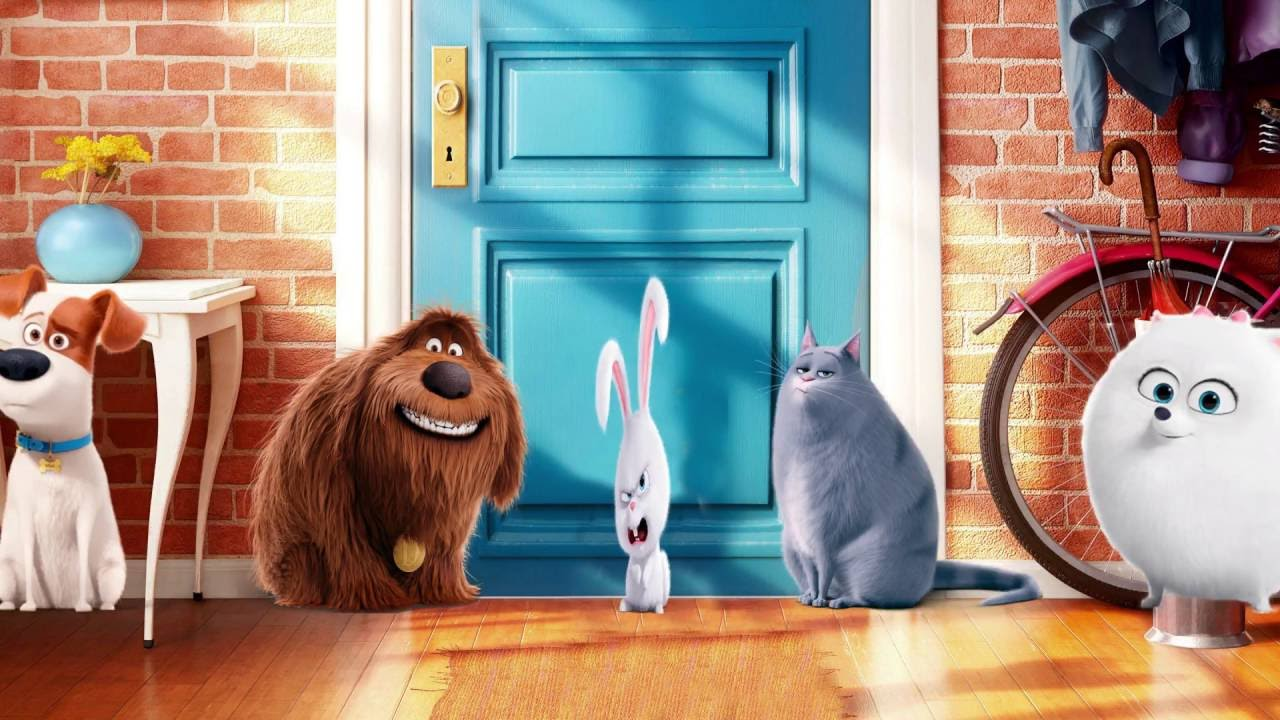 Тайная жизнь домашних животных картинка дома