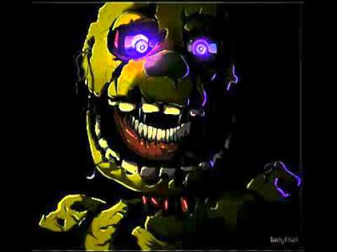 Spring trap sings a bitter end