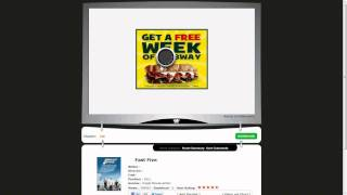 Where to watch fast five free!!