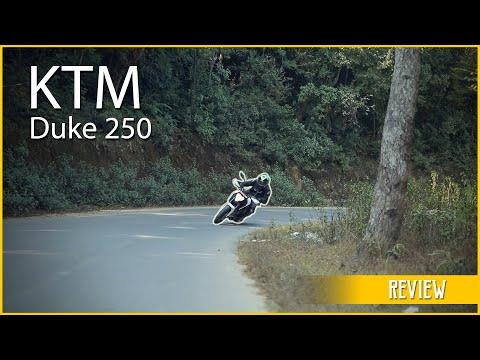 KTM DUKE 250 || Review ||