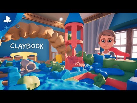 Claybook - Launch Trailer | PS4