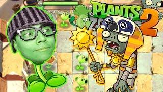 VOCÊ SE LEMBRA ? Plants Vs Zombies 2