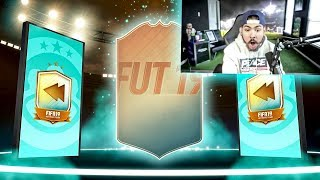 3 GUARANTEED FLASHBACK PACKS!! WE GOT THE BEST ONES!!! FIFA 19