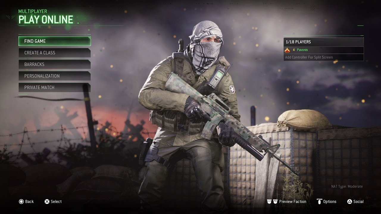 Split Screen Online 14 38 Call Of Duty 4 Modern Warfare Remastered Ps4 Live Stream Youtube