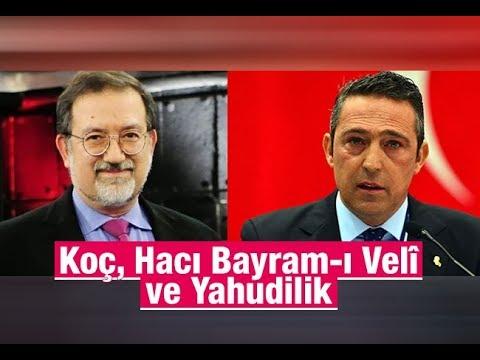 Murat Bardakçı : Koç ailesi, dolayısı ile Ali Koç güya safkan Yahudi imiş ve...