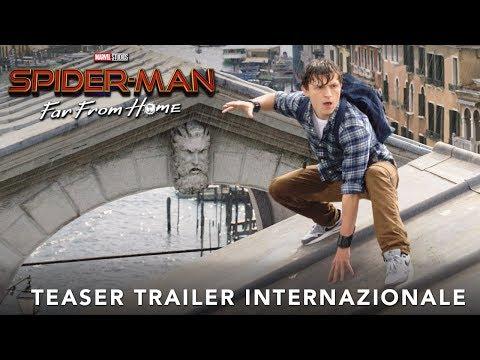 Spider-Man: Far From Home | Teaser trailer internazionale
