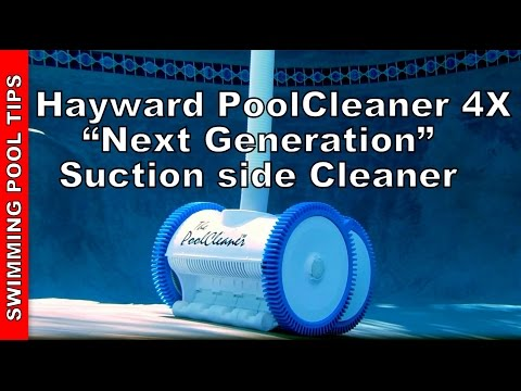 Hayward Aquanaut 174 400 Suction Side Cleaner Review Doovi