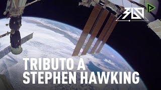 """""""Siempre soñé con volar por el espacio"""": Tributo a Stephen Hawking (VIDEO 360)"""