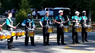 CCU Drumline Counseling Services Tailgate 10262014
