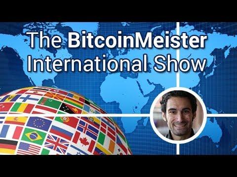 The BitcoinMeister International Show- Venezuela- The Petro and more!
