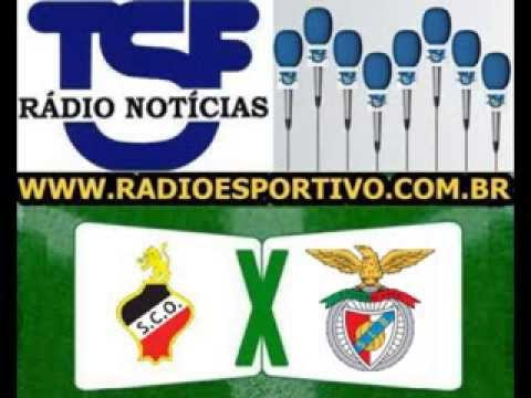 Olhanense 2 x 3 Benfica - Relato de Paulo Cintrão ( TSF ) Campeonato Português - 15/12/2013