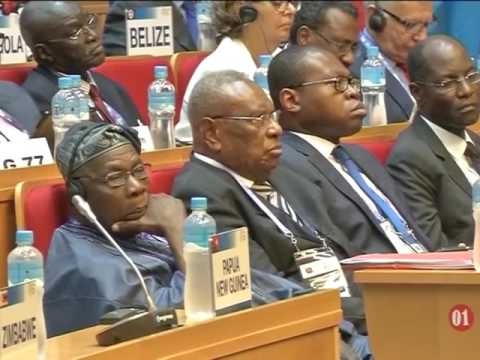 VP At 8th Summit of ACP In Papua, New Guinea
