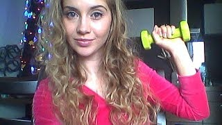 Как я занимаюсь фитнесом дома? Как похудеть после родов?