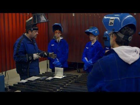 Weldtech Training   Women in Trades