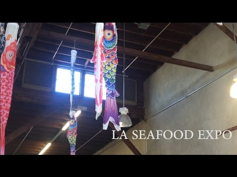 Port of Los Angeles Seafood Expo