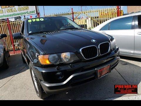 2003 BMW X5 3 0i