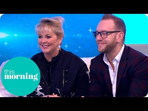 Dancing on Ice's Cheryl Baker Is Terrified of Injuring Herself | This Morning