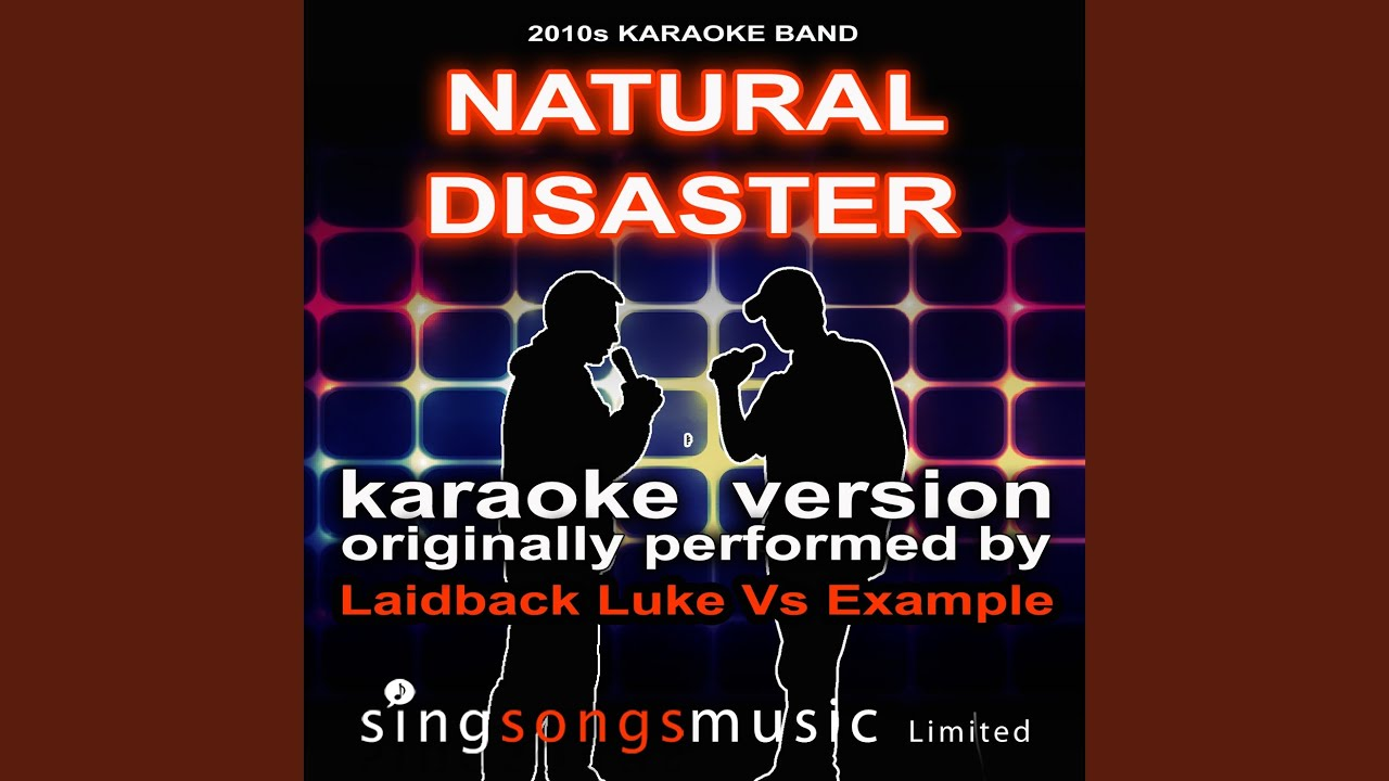 Laidback luke vs. Example natural disaster (official video.