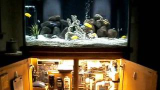 Aquarium Sump Operation On A Fresh Water Aquarium.