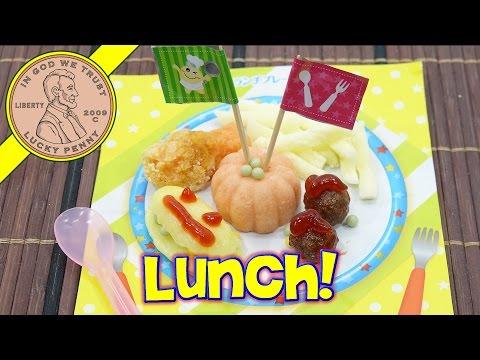 Kracie Happy Okosama Lunch Japanese DIY Popin' Cookin' Candy Kit