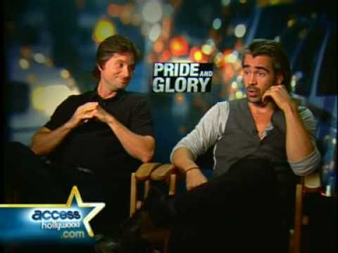 Colin Farrell And Shea Whigham Talk 'Pride And Glory'
