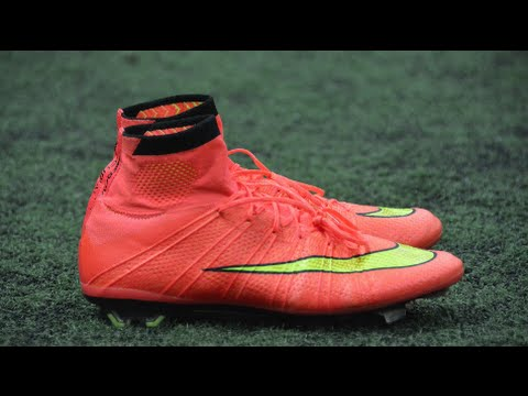 d2dbddd23 Nike Mercurial Superfly IV Review and Play Test - YouTube