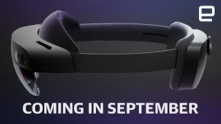 Microsoft HoloLens 2 will go on sale in September