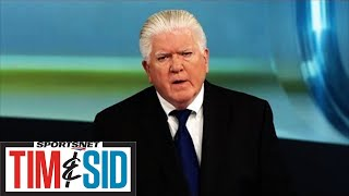 Brian Burke: Players Should Accept Some Responsibility For Babcock Firing   Tim and Sid