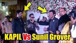 Kapil Sharma Face Off With Sunil Grover | FIRST TIME | Kapil Vs Sunil Grover