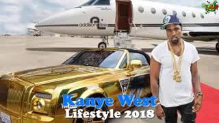 Maisha ya kifahari anayoishi mwanamuziki Kanye West 2018.