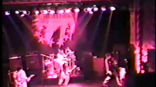 Manic Street Preachers - Chicago Metro - 30/04/1992