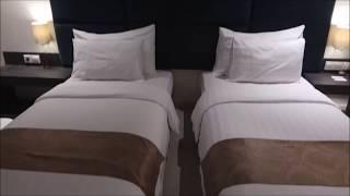 Deluxe Twin, Room at Grandia Hotel Bandung