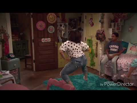 Ravens Home Raven Dances To Moesha Theme