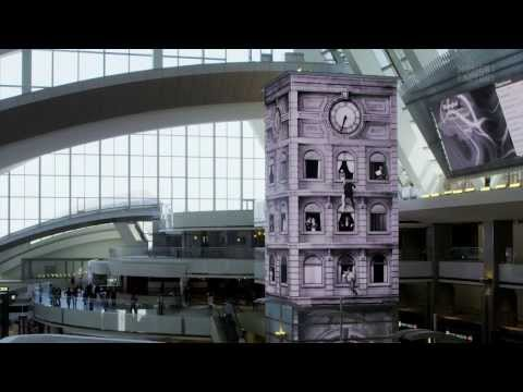 The amazing LAX Tom Bradley terminal experience